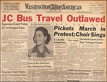 Rosa Parks Refuses To Move 55th Anniversary Censorship In America