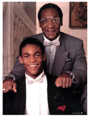 Bill Cosby Real Life Children Bill & ennis cosby
