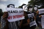 Internet Censorship Protest