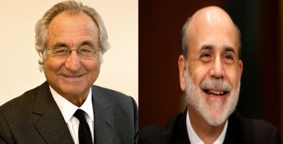 Bastards Madoff & Bernanke